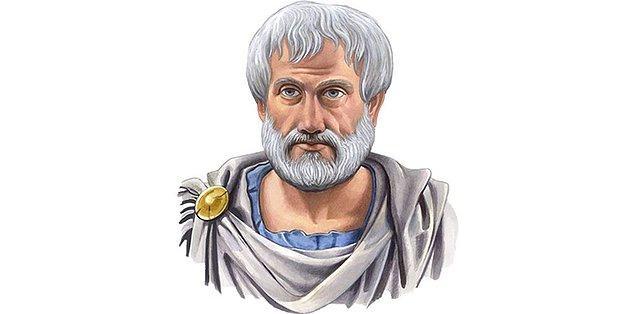 Aristo'ya göre ise varlığı tanımlayan 4 neden vardır. Şekilsel neden, maddesesel neden, nihai neden ve etkin neden.