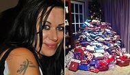 Британка купила своим детям целую гору подарков: по 100 каждому...