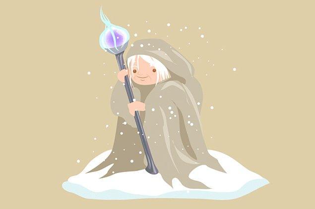 2. Beira, Kış Kraliçesi - Alman paganizmi