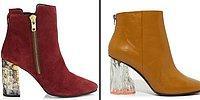 10 идей для зимней обуви на устойчивом каблуке