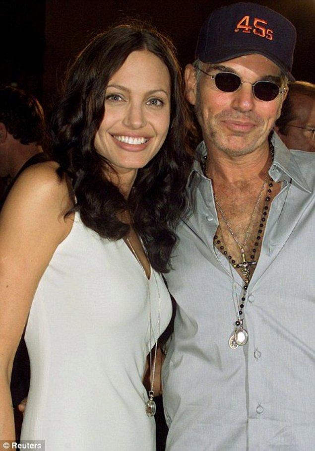 4. Angelina Jolie – Billy Bob Thornton