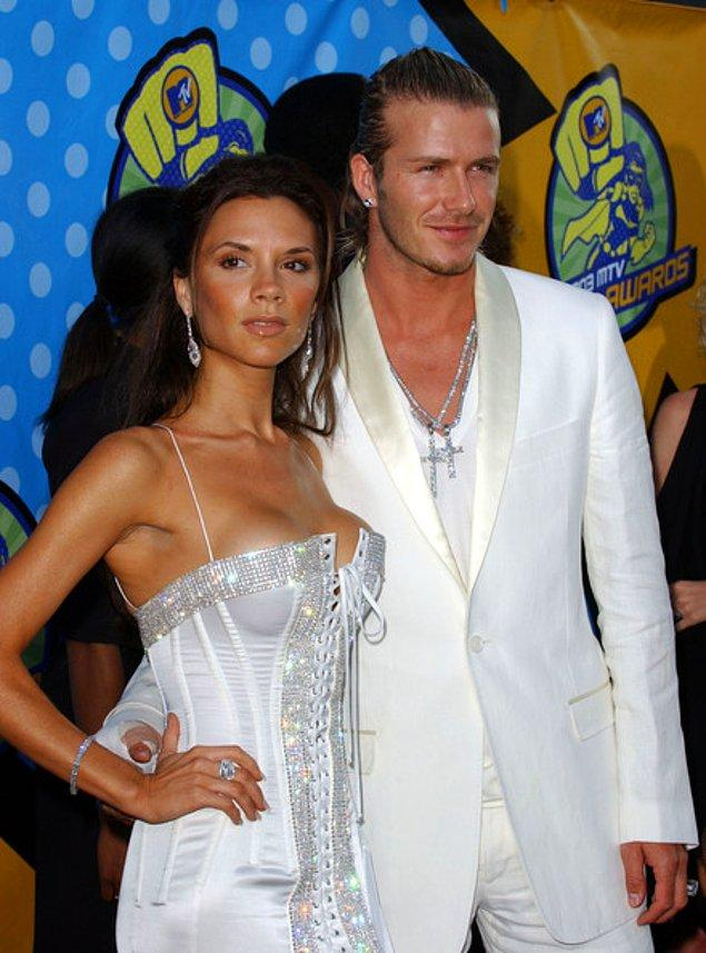 7. David Beckham – Victoria Beckham