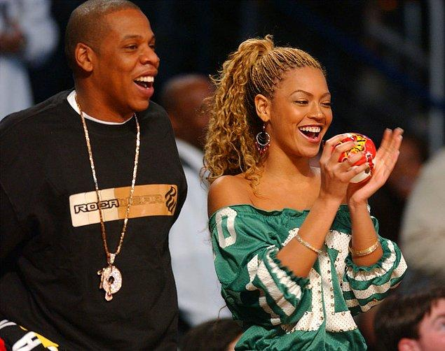 8. Beyonce – Jay Z