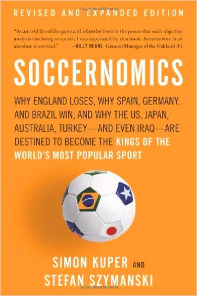 24. Soccernomics (Kuper & Szymanski)