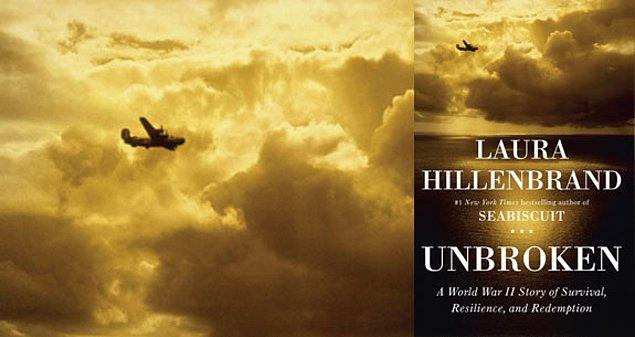 11. Unbroken: A World War II Story of Survival, Resilience, and Redemption (Laura Hillenbrand)