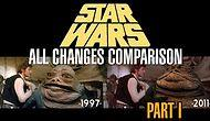 Video Series Showing All Changes Ever Made To The Original Star Wars Trilogy!