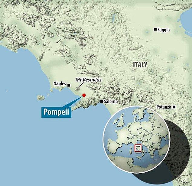 Pompeii'deki Erotik duvar resimleri, bir zamanlar İtalyan genelevlerinde sunulan çeşitli hizmetleri ortaya koyuyor.