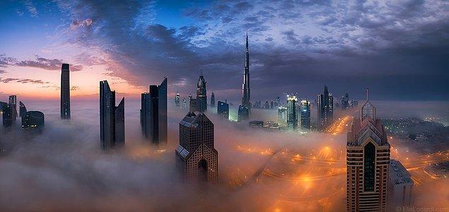 14. Fırtına - Dubai