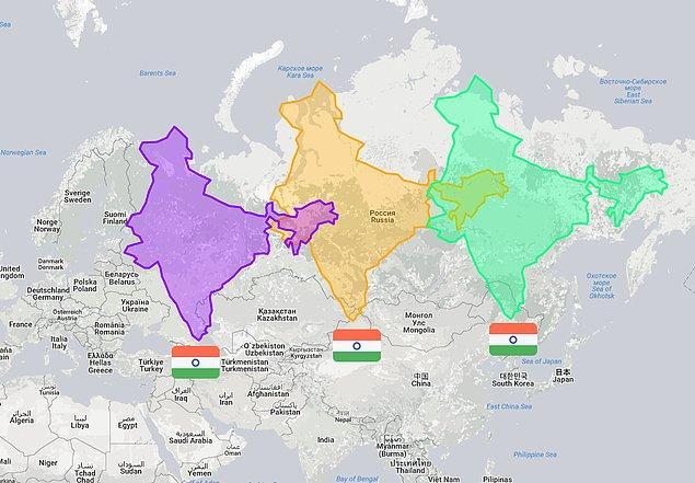 5. Rusya ve Hindistan