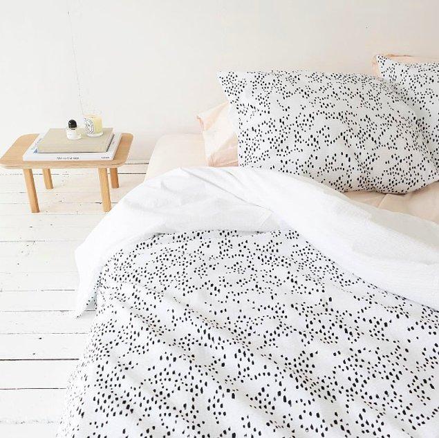 21. Yatağınızı düzenleyin.