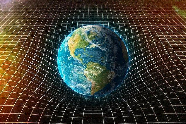 1. Kütle çekim dalgalarının varlığı kanıtlandı.
