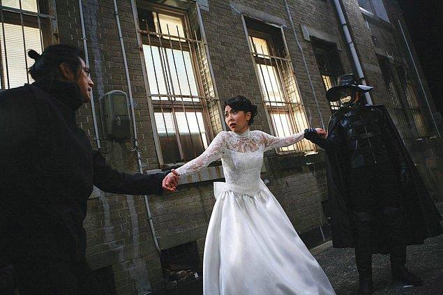 12. K-20: Kaijin nijû mensô den (2008) | IMDB: 6,8