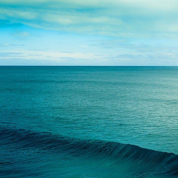 Sonsuz bir okyanus