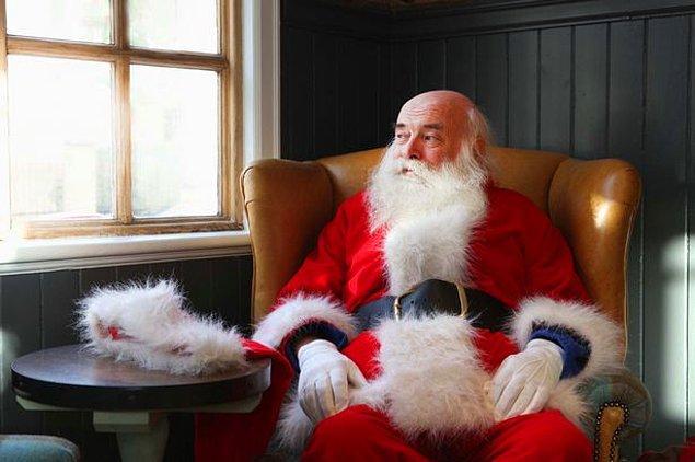 10. Noel Baba'nın özel günü 31 değil, 6 Aralık'tır.