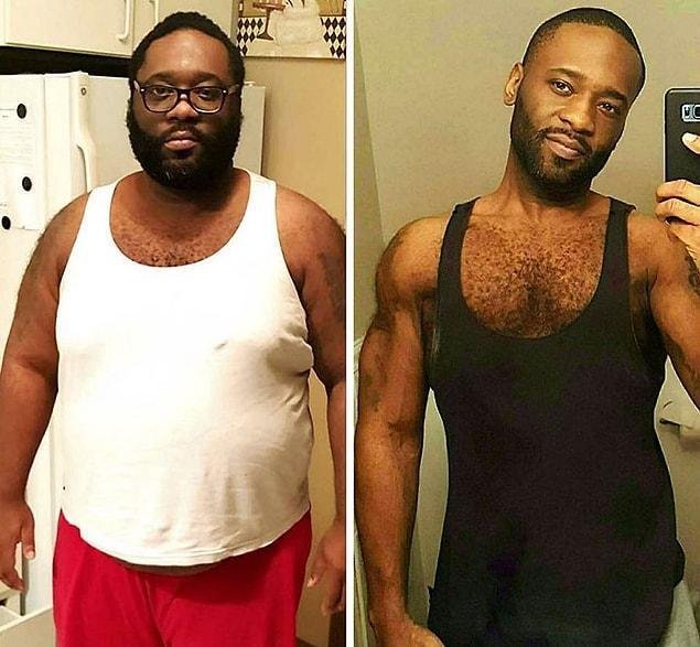 Со 160 кг до 80 за 1 год.