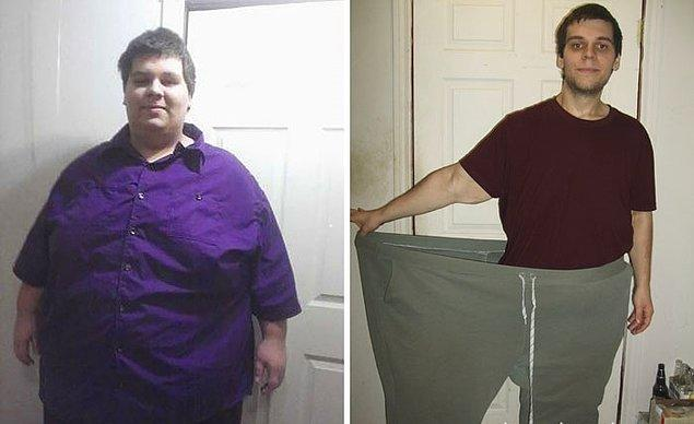 С 245 до 97 кг.