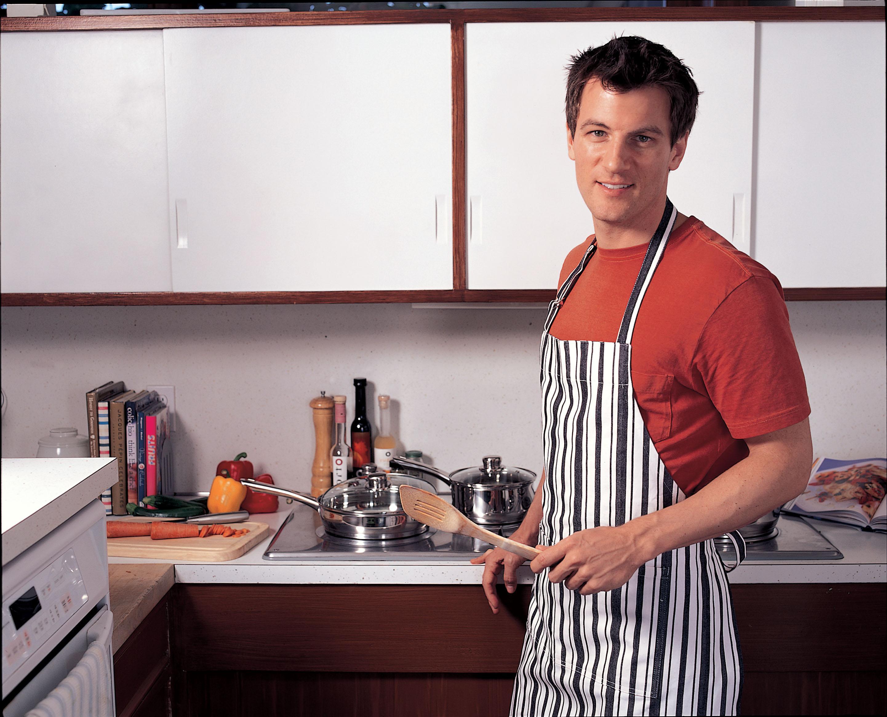 Бизнес галерея кухни фото мужик душе