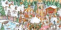 Найти Деда Мороза на этой картинке сложнее, чем может показаться 🎅