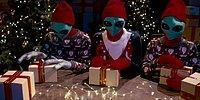 Новогоднее настроение от Мумий Тролль