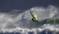 These People Are Windsurfing In Extreme Hurricane Conditions!