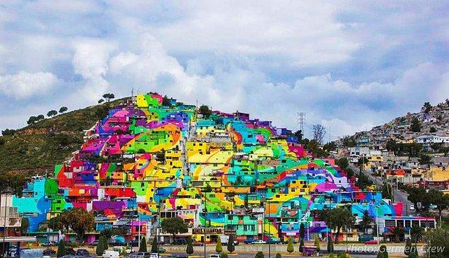 7. Las Palmitas, Meksika