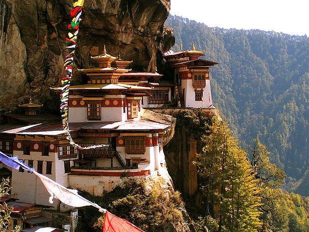 Tibet'teki manastırlarda kalmak