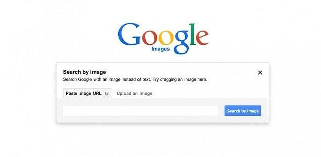 Вы можете произвести поиск по фотографии или любому другому изображению.