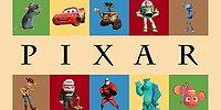 Which Pixar Character Are You Based On Your Character?