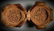 Религиозные иконографические фигурки 16 века, сделанные из самшита