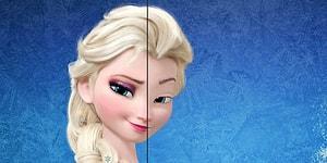 10 диснеевских принцесс без макияжа