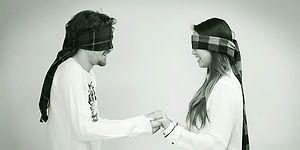 Могут ли люди влюбиться друг в друга с первого поцелуя, если незнакомы?
