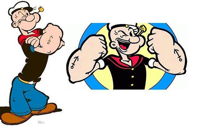 16. Temel Reis'in tek kolu dövmeli diye hatırlıyorsanız yanılıyorsunuz. Her iki kolunda da aynı dövmeden mevcut.
