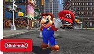 Дебютный трейлер Super Mario Odyssey — Марио отправляется в Нью-Йорк!