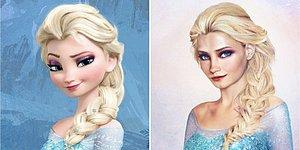 What Would Disney Princesses Look Like In Real Life!