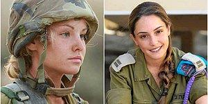 Горячий Instagram израильских девушек-военнослужащих