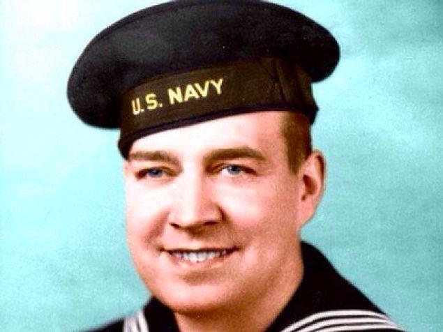 Уильям Патрик Гитлер. Англичанин, племянник Гитлера. Сражался против дяди в ВМФ США, 1940-е.
