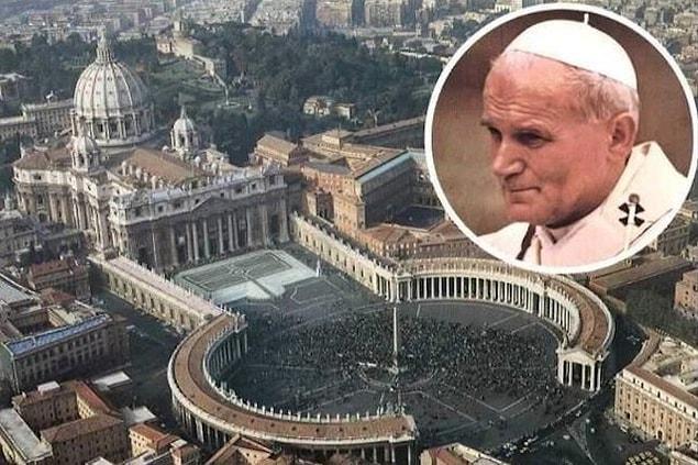 Ватикан признал, что Земля вращается вокруг солнца, только в 1992 году.
