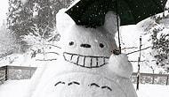 15 крутых снеговиков родом из Японии