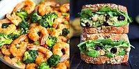 Обед за 20 минут: 20 рецептов для здорового питания