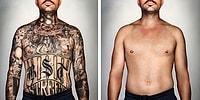 Чудеса фотошопа: Бывшие бандиты без тату