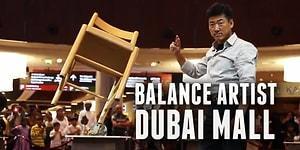 Кореец находит равновесие для любого предмета. Как это возможно?