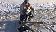 Кто сказал, что рыбалка зимой должна быть скучной?