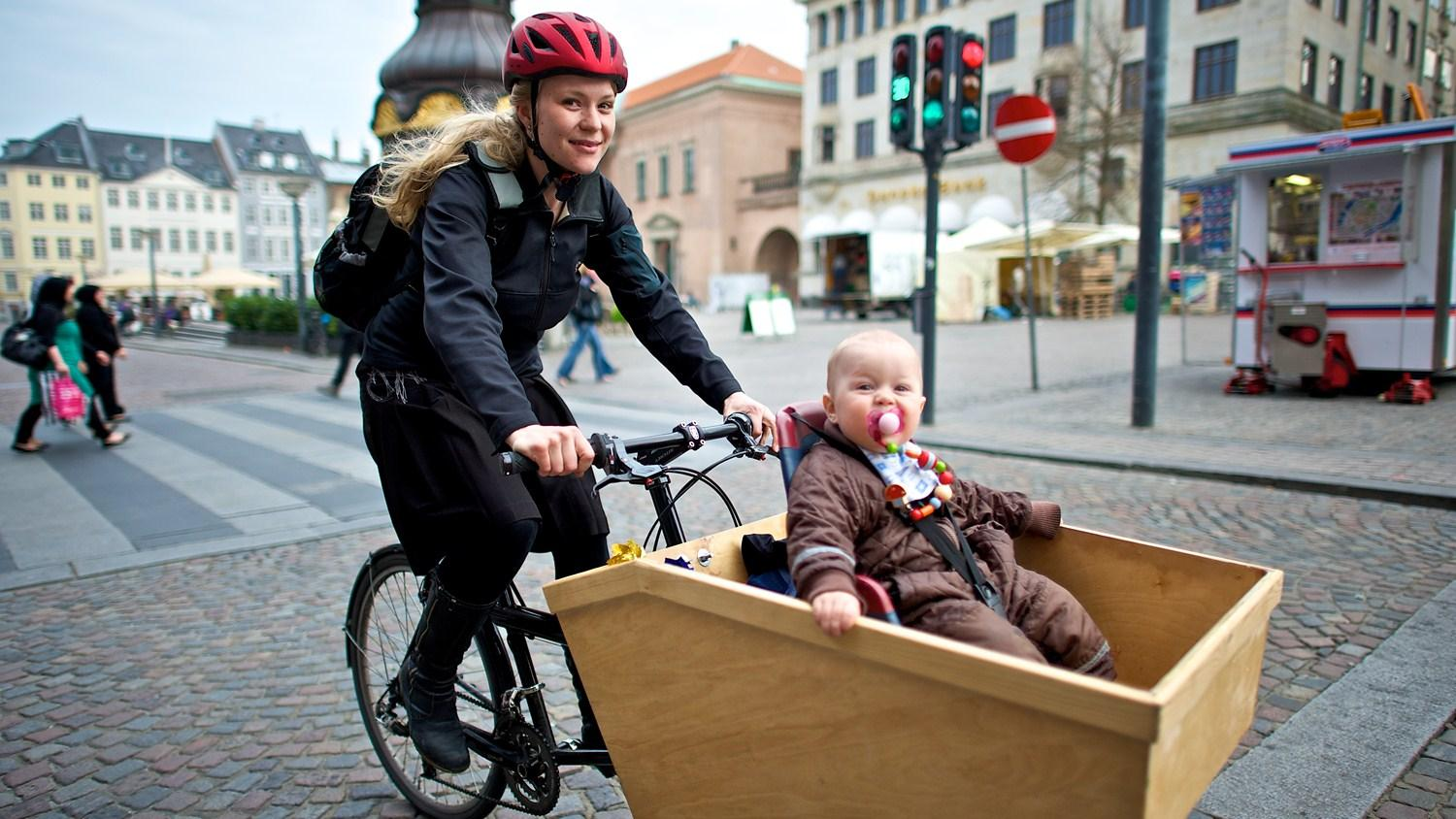 Bicycles Outnumber Cars In Copenhagen Onedio Co