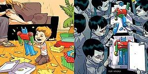 15 Illustrations That Uncover All The Sickness Of This World!