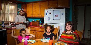 Как выглядит ужин в 36 разных семьях по всему миру