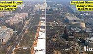 Fact Check: The Trump Inauguration's Crowd Was Pitiful!