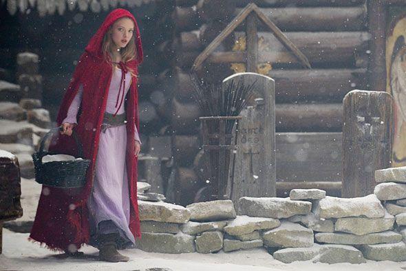 Красная шапочка плащ