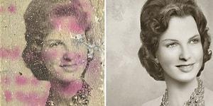 Ukrainian Artist's Photo Restorations Will Reveal The Secrets Of History!