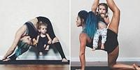 Мама двоих детей нашла замечательный способ оставаться в форме