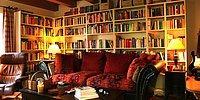 17 потрясающих комнат специально для книголюбов